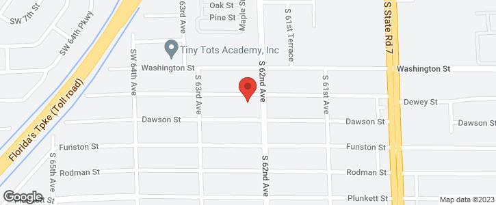 6208 Dewey St Hollywood FL 33023