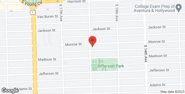 1558 Monroe St Hollywood FL 33020