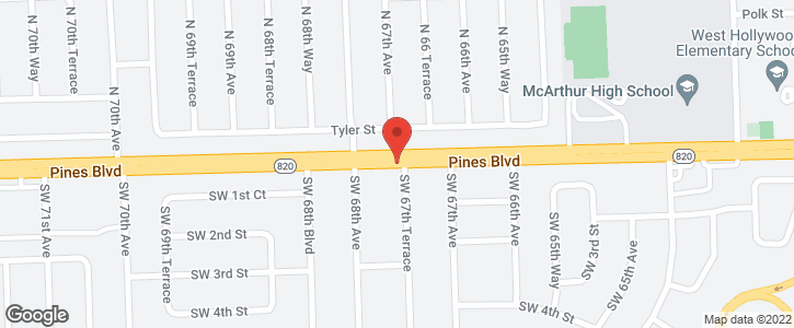 6758 Pines Pembroke Pines FL 33024