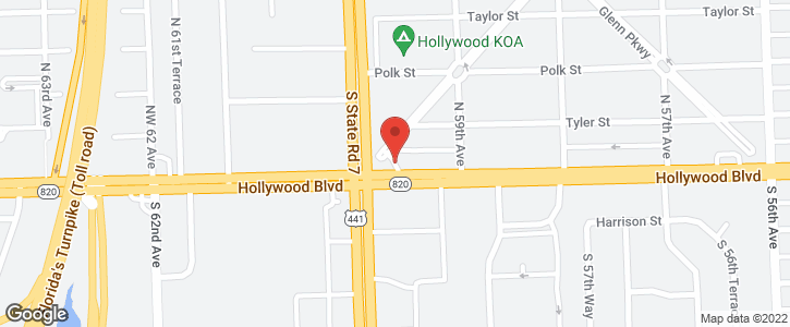 5939 Hollywood Blvd Hollywood FL 33021