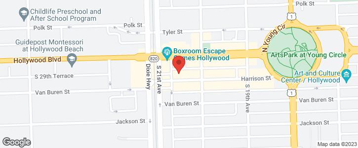 2029 Harrison St Hollywood FL 33020