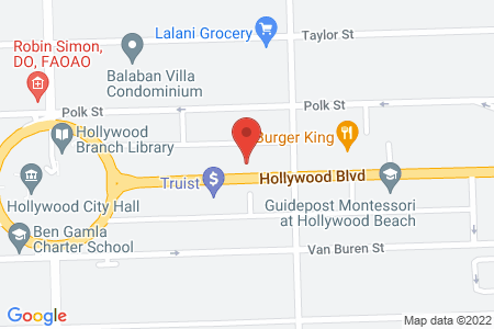 static image of2421 Hollywood Blvd, Suite 1A, Hollywood, Florida