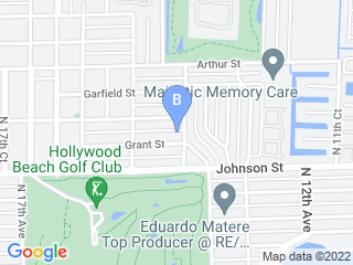 Map of Dogs Go Walking Pet Sitting Hollywood Dog Boarding options in Hollywood | Boarding