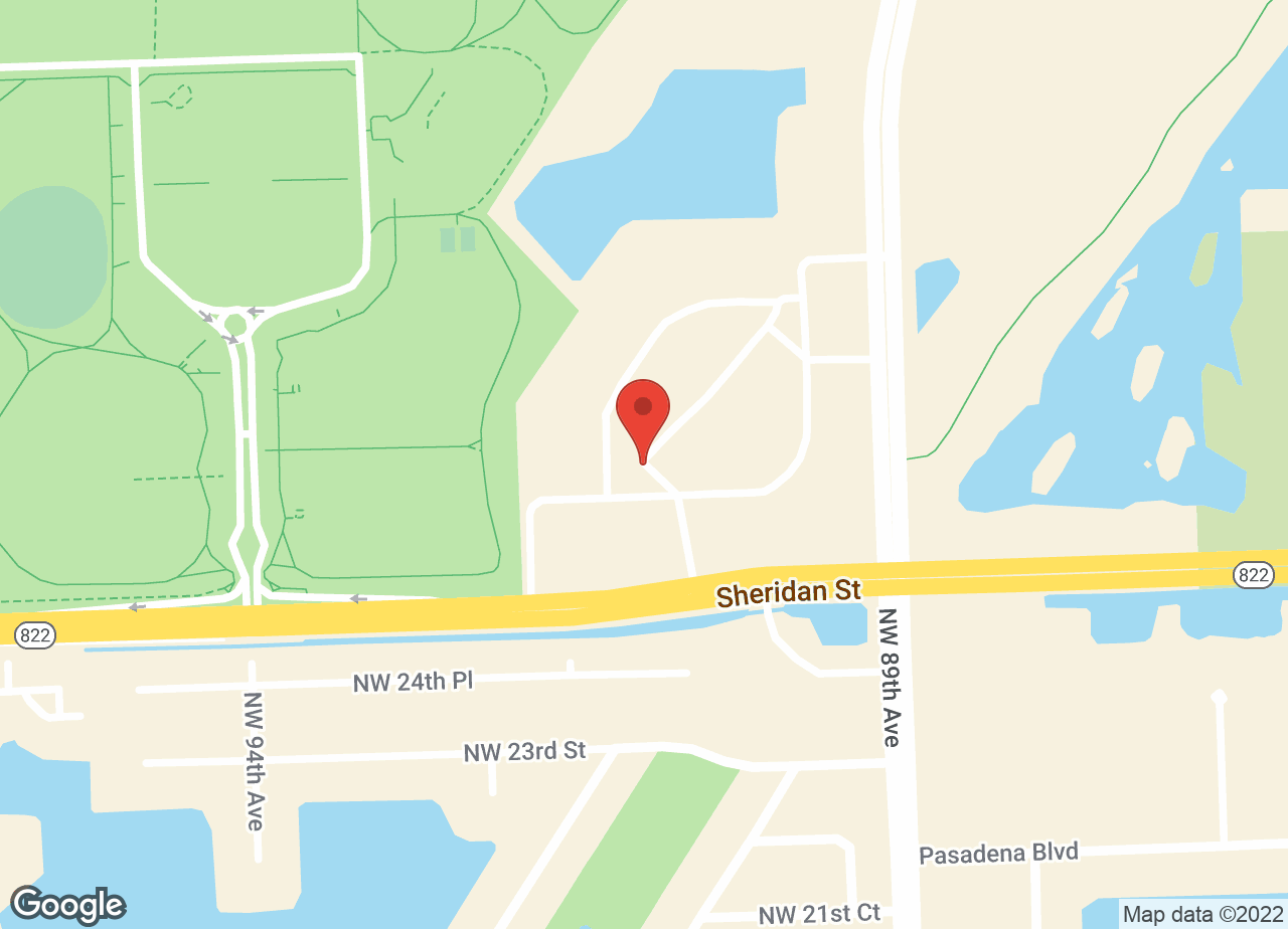 Google Map of VCA Rock Creek Animal Hospital