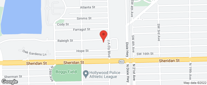 2210 RALEIGH ST Hollywood FL 33020