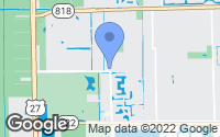 Map of Southwest Ranches, FL