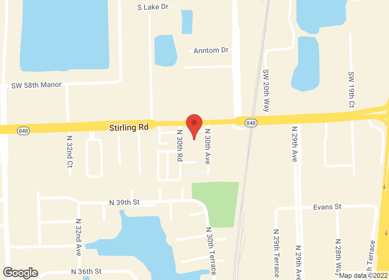 Google Map of VCA Stirling Square Animal Hospital