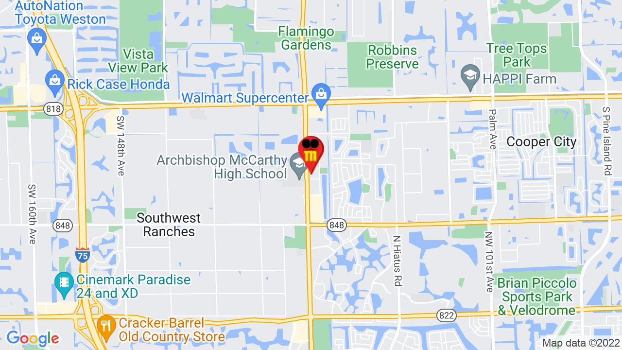 Google Map of West Broward Pest Control