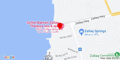 Google Map of 26.053197, 50.48458