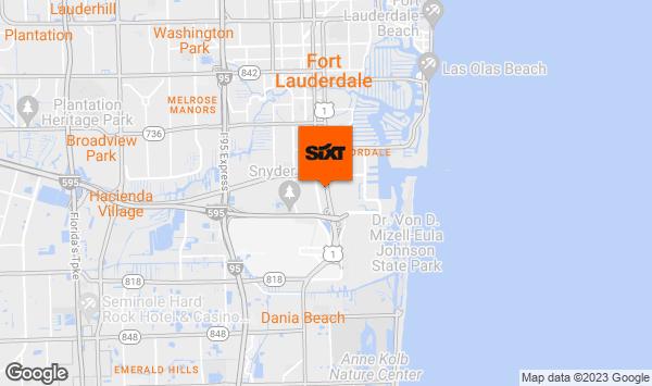 Car Rental In Fort Lauderdale Airport