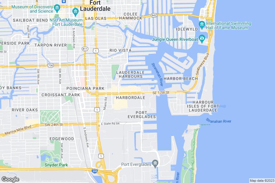 Banks Fort Lauderdale Beach