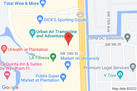 static image of817 South University Drive , Suite 121, Plantation, Florida