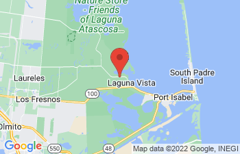 Map of Laguna Vista