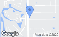 Map of South Naples, FL
