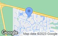 Map of Weston, FL