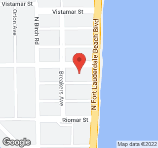 551 N Fort Lauderdale Beach Blvd, Unit #1802