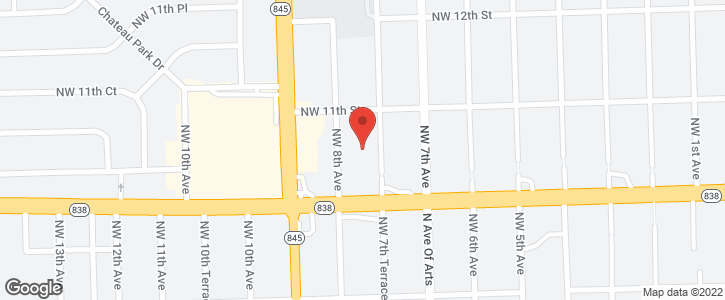 990 NW 10th Fort Lauderdale FL 333111