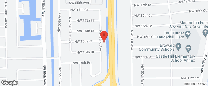 1548 NW 52nd Ave Lauderhill FL 33313