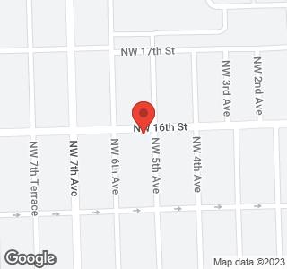 500 NW 16th Street, Unit #1-2