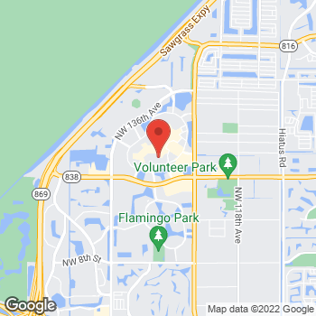 Map of Michael Kors Outlet at 1800 Sawgrass Mills Circle, Sunrise, FL 33323