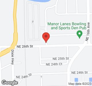 2601 NE 14th Ave, Unit #117