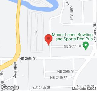 2625 NE 14th Ave, Unit #306