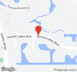 9741 Sunrise Lakes Blvd, Unit #102