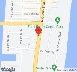 3031 N Ocean Blvd, Unit #1806