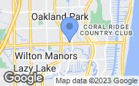 Map of Oakland Park, FL