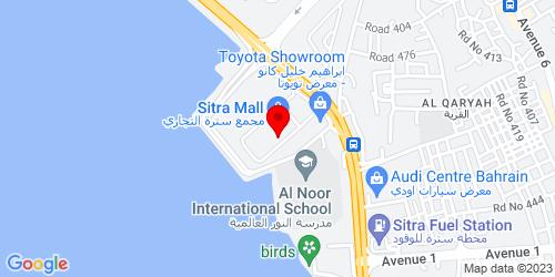 Google Map of 26.169082,50.601145