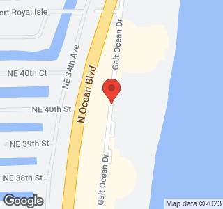 3900 Galt Ocean Drive 1209