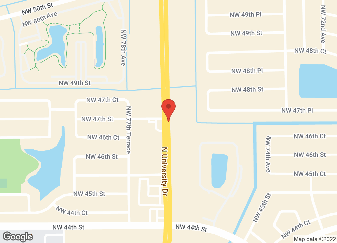 Google Map of VCA Promenade Animal Hospital