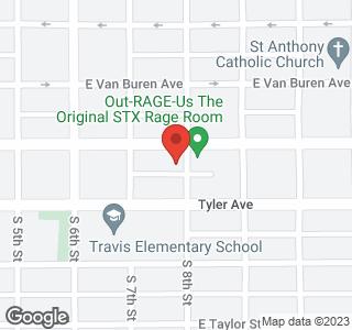 720 E. Harrison Avenue, 700 SF