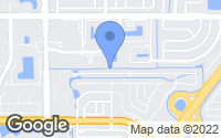 Map of Tamarac, FL