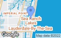 Map of Sea Ranch Lakes, FL