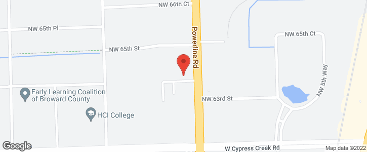 6303 Powerline Rd Fort Lauderdale FL 33309