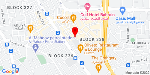 Google Map of 26.213139, 50.592687