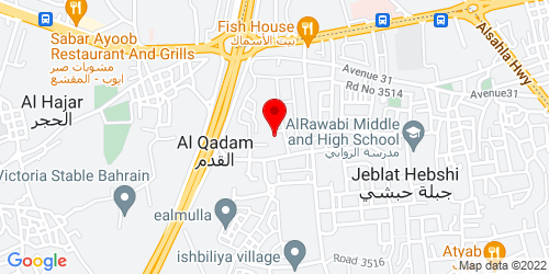 Google Map of 26.214671, 50.522673