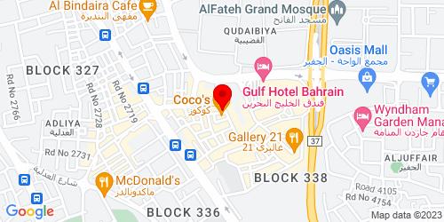 Google Map of 26.215197, 50.592483