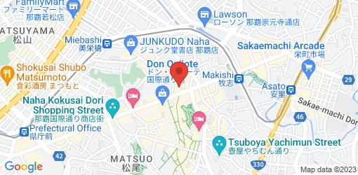 Directions to 全素的・純素的 麺匠真武咲弥 沖縄店