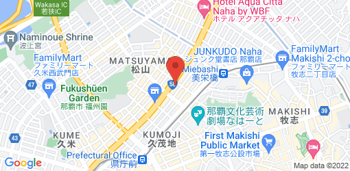 Directions to Cafe VG 沖縄店(カフェベジ)