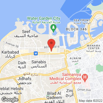 Map of Michael Kors at Sheikh Khalifa Highway, Manama, Manama