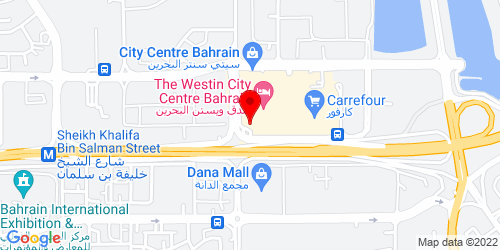 Google Map of 26.232682, 50.55212