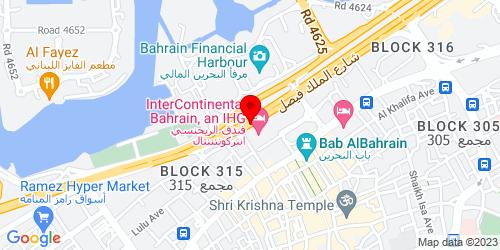 Google Map of 26.235373, 50.573254