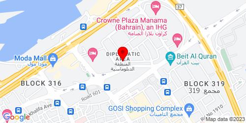 Google Map of 26.24007, 50.587345