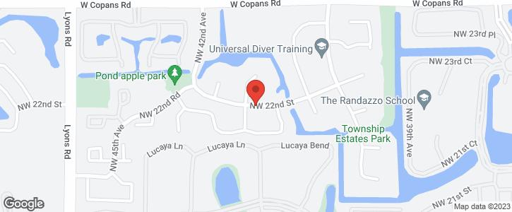 4130 NW 22nd St Coconut Creek FL 33066