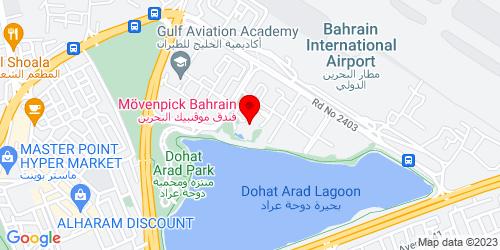 Google Map of 26.264408, 50.625932