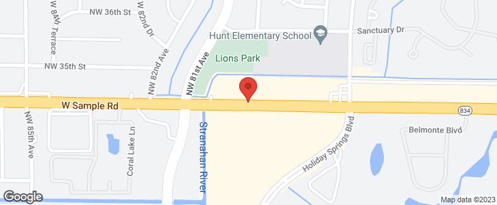 8021 W Sample Rd Coral Springs FL 33065