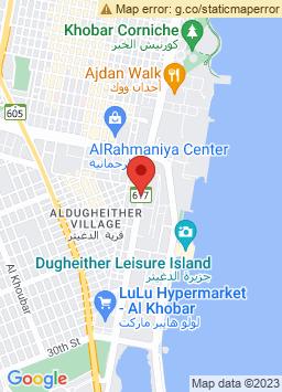 Google Map of بيت المسرة