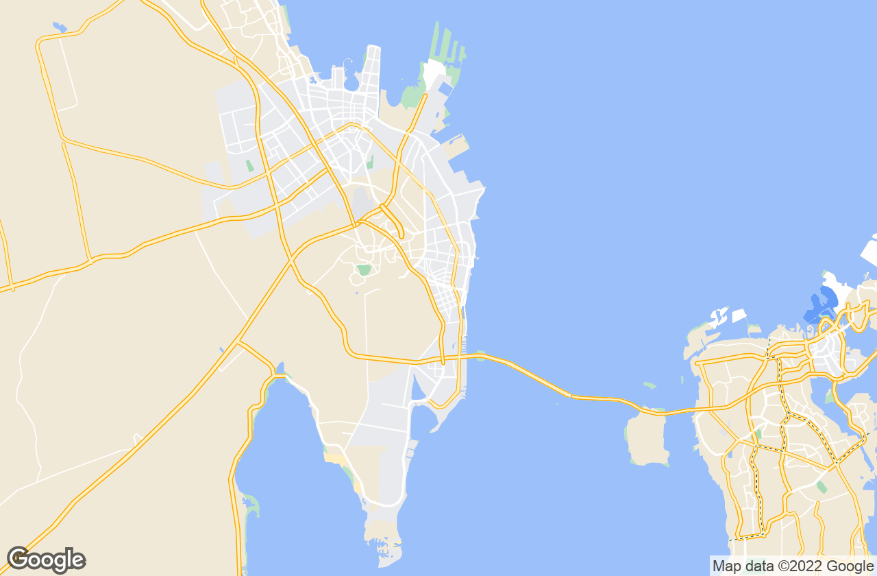 Google Map of الخُبر